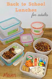 Lunch Storage Containers For Adults Back To Lunches For Adults Plus A Recipe For Mexican Quinoa