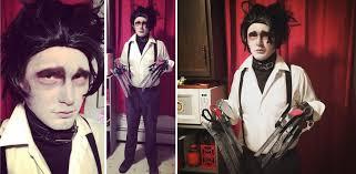 Edward Scissorhands Costume Halloween U2013 Darling Stewie