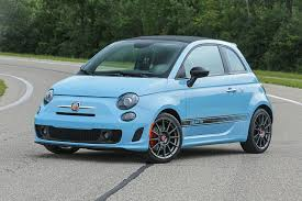St Vs Abarth 500 2017 Fiat 500 Reviews And Rating Motor Trend