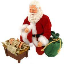 clothtique santa possible dreams santas collectibles bronner s christmas