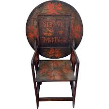 antique hutch table tavern chair front porch antiques