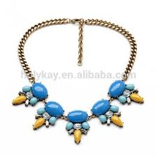 beautiful necklace online images Beautiful acrylic crystal necklace fashion jewelry necklaces jpg