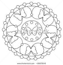 mandala butterfly stockbilder und bilder und vektorgrafiken ohne