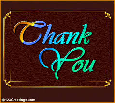thank you free at work ecards greeting cards 123 greetings