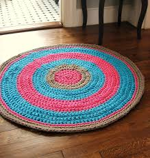 Crochet Tshirt Rug Pattern T Shirt Rugs For Sale Roselawnlutheran
