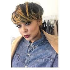 80 Amazing Short Hairstyles For Black Women Bun Braids