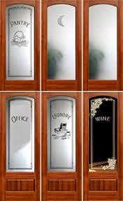 Prehung Glass Interior Doors Interior Doors Mahogany Oak Alder Maple Wood Doors