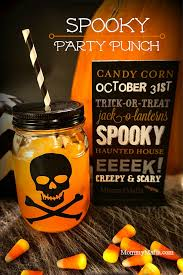 spooky halloween pics spooky halloween party punch mommy mafia