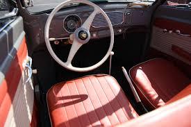new volkswagen beetle interior volkswagen beetle karmann kabriolett 1955 cartype