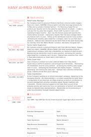 resume for retail sales manager retail sales resume sles visualcv resume sles database