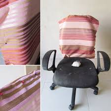 easy chair covers diy desk chair cover tes at home