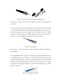 final thesis paper digital optical fiber link design