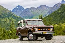 How Much Is The 2016 Ford Bronco Collectible Classic 1966 1977 Ford Bronco