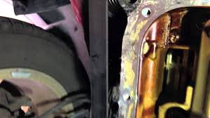 how to fix a leaky oil pan on the 2006 toyota corolla matrix xrs