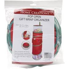 amazon com innovative home creations pop open christmas gift wrap
