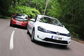 lexus vs bmw i3 volkswagen e golf vs bmw i3 auto express