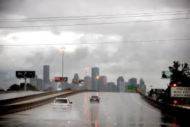 Hous by Houston Hit By U0027catastrophic Flooding U0027 From Hurricane Harvey