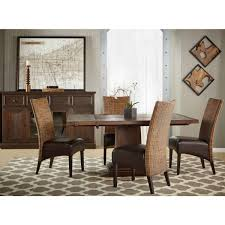 Java Dining Table Orient Express Traditions Hudson Square Extension Dining Table In