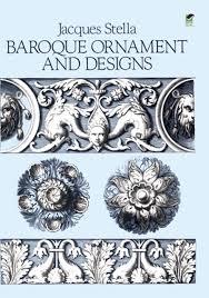 amazon com baroque ornament and designs dover pictorial archive