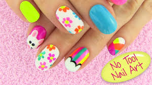 easy nail design step by step image collections nail art designs