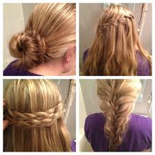easy no heat hairstyles heatless hair styles pinterest hair