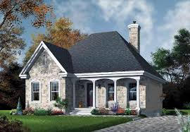 stone cottage house plans plan 21279dr stone cottage with options house plans stones and