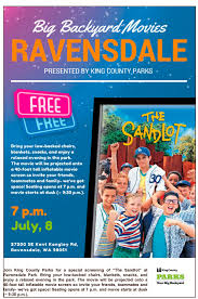 big backyard movies in ravensdale on july 8 voice of the valley