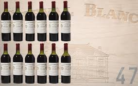 wine legend château cheval blanc cheval blanc 1947 one of the greatest bordeaux of all time