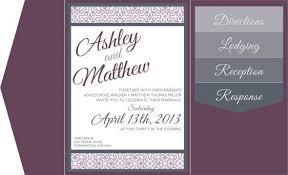 wedding invitations inserts wedding inserts search