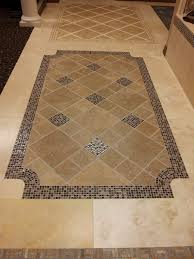 tile floor design idea for the entry way entryway pinterest