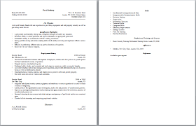 Resume For Mall Jobs Security Guard Resume Example Resume Example And Free Resume Maker