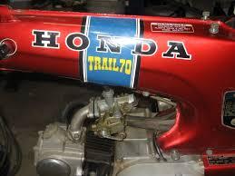 Honda Atc 70 Stator Wiring Diagram Honda Ct Trail Bikes