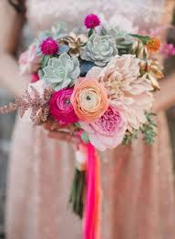 bouquets for weddings 15 bright and beautiful wedding bouquets