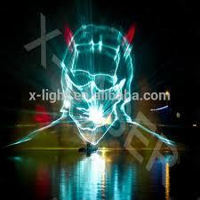 Outdoor Laser Lights 3w Rgb Laser Lights Outdoor Effect Sky Laser Light With