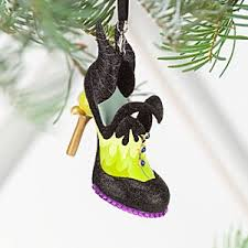 rapunzel shoe ornament shopdisney