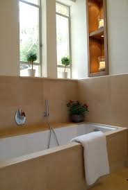Tile Bathtubs Tile Tub Surround Step Bathroom Contemporary With Marble Tiles
