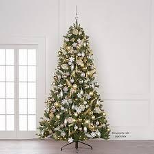 7 5 pre lit forever fragrant scented tree