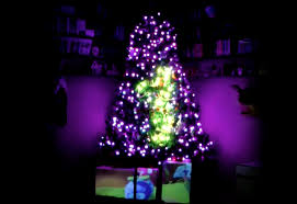 Tree Light Controller Amazing Tree Lights And Sound Show Hackster S