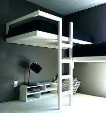 bureau pour mezzanine lit mezzanine pour ado superpose x a bureau socialfuzz me