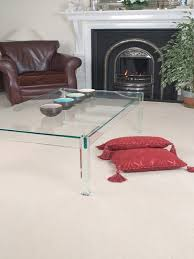 Crystal Coffee Table by Crystal Vienna Glass Coffee Table By Greenapple Glassdomain