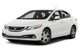 2013 honda civic hybrid overview cars com