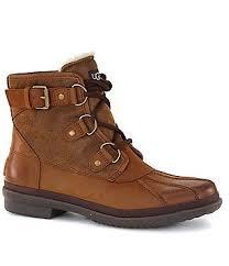 ugg womens boots dillards s flat booties dillards