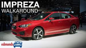 nissan altima 2013 edmunds 2017 subaru impreza walkaround youtube