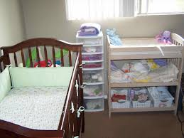 Changing Tables For Babies Baby Cot And Change Table Set Canapesetmodulables