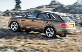 bentley bentayga 2015 bentley bentayga diesel will use