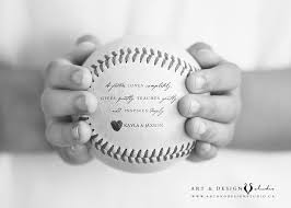 personalized christmas gift idea for dad baseball print