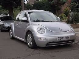 2000 volkswagen vw beetle 2 0 manual silver long service