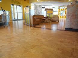 cork tile flooring for bathrooms
