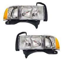 2001 dodge ram 2500 headlight assembly dodge replacement headlights at auto parts
