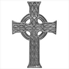 cast iron celtic cross 6 7 8 w 1 2 thickness 10 1 8 h 1 75